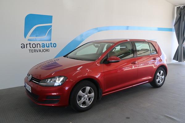 Volkswagen GOLF Comfortline 1,2 TSI 77 BlueM 5ov, vm. 2013, 50 tkm