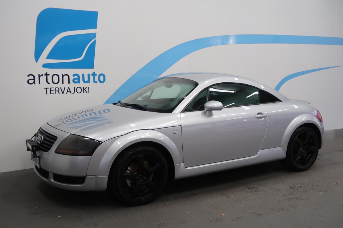 Audi TT 1.8T 2d, vm. 2000, 285 tkm (1 / 4)