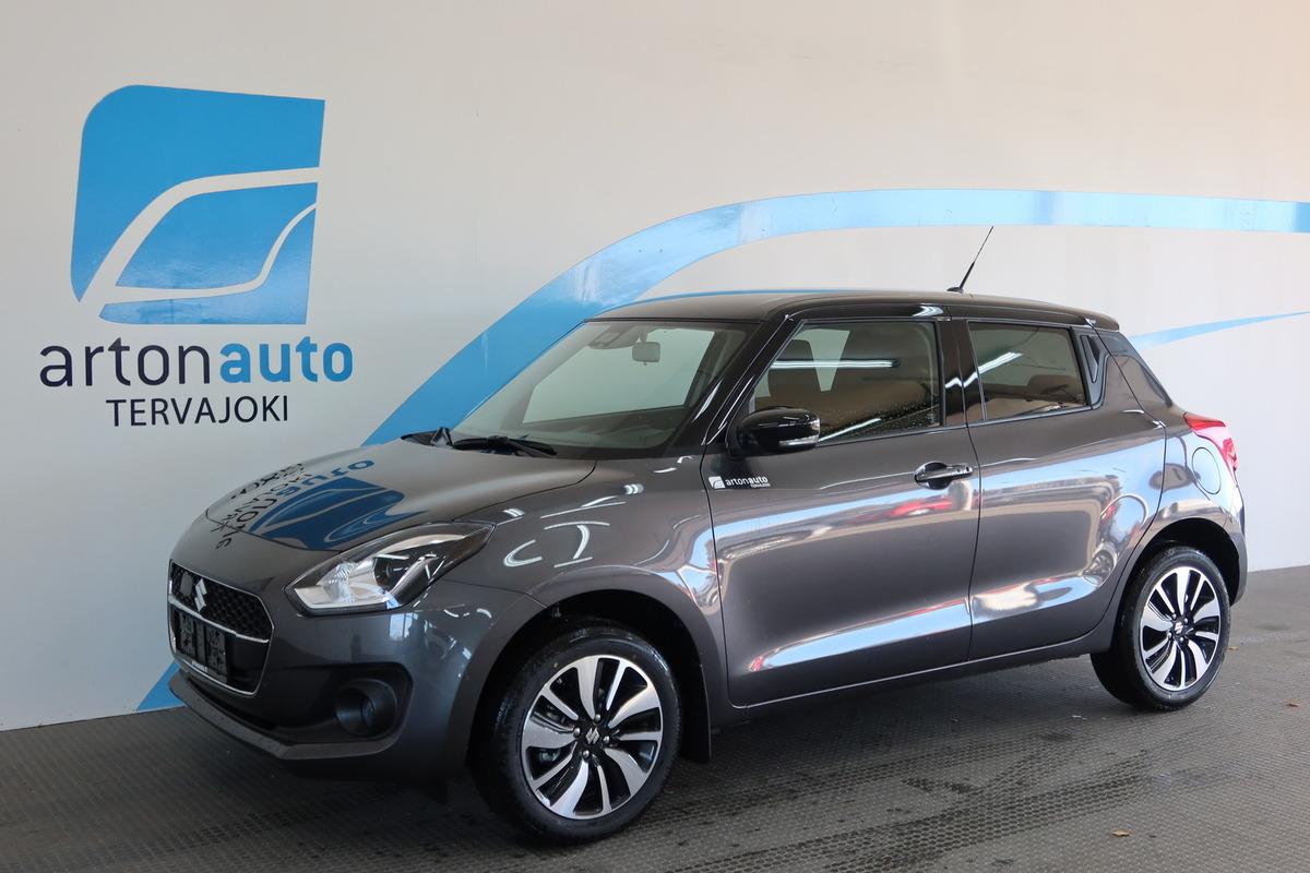 Suzuki SWIFT 1,2 DUALJET 4WD GLX 5MT HYBRID, vm. 2021, 2 tkm (1 / 12)